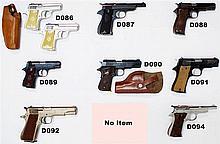 D88 - 9mmk Star SS Pistol