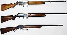 F115 - 12ga Browning Model 2000 Semi-Auto Shotgun