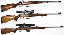 F120 - 8x60 Oberndorf Mauser A Type Rifle