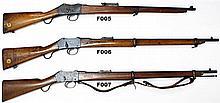 F7 - .303 Martini Enfield Rifle