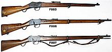 F6 - .303 Martini Enfield Mk 2 Rifle