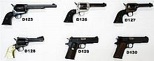 D127 - .22mag Colt Single Action Peacemaker Revolver