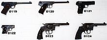 D123 - .45 Colt New Service Revolver