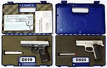 D20 - 9mmp Smith & Wesson Mod 3953 Pistol - Boxed
