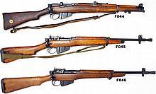F44 - .303 S.M.L.E No. 1 Mk 3 Enfield Rifle - Shortened