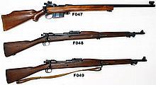 F48 - .30/06 Springfield Arms 1903 Mk 1 Rifle