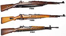 F67 - 7,62mm Spanish FR8 Mauser Rifle