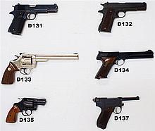 D133 - .357mag Colt Trooper III Revolver