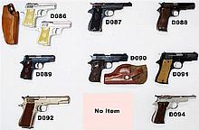 D89 - 9mmk Star Mod DK Starfire Pistol