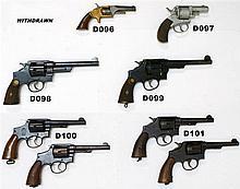 D96 - 5mm American Revolver - Pre 1898