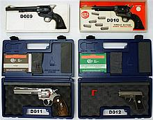 D11 - .357mag Colt Python Elite Revolver - Boxed
