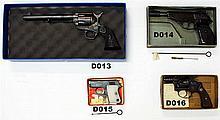 D13 - .45lc Colt SA Army Revolver - Boxed