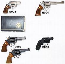 E4 - .357mag Taurus Stainless Steel Revolver