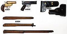 A3 - US Military Pattern Colt 1911 & P-38 Holster