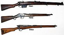 F42 - .303 Martini Metford Mk 3 Service Rifle