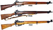 F35 - .303 Lee Enfield No. 4 Mk 2 Service Target Rifle