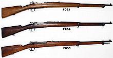F55 - 7x57mm Boer Mauser Rifle