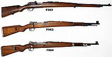 F63 - 8x57mm Yugoslav Mauser M48 Service Rifle