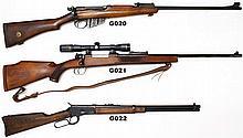G21 - 8x57mm Mauser Sporting Rifle - Scoped