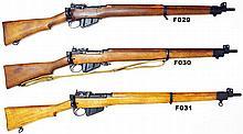 F31 - .303 Lee Enfield No. 4 Mk 2 Service Rifle