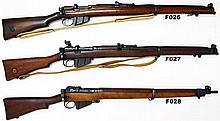 F28 - .303 Lee Enfield No .4 Mk 1 * Service Rifle