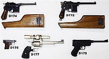 D177 - .454 Casul Freedom Arms Revolver