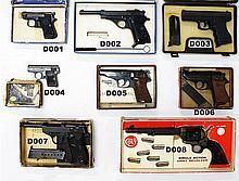 D1 - 6,35mm Beretta M950B Pistol - Boxed