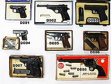 D7 - 9mmp Walther P38 Pistol - Boxed