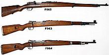 F64 - 8x57mm M48 Yugoslav Mauser Rifle