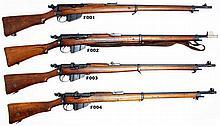 F4 - .303 C.L.L.E. Service Rifle