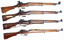 F6 - .303 Winchester P-14 Enfield Service Target Rifle