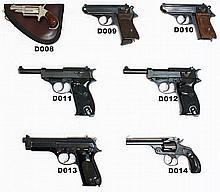 D14 - .38 Smith & Wesson DA 4