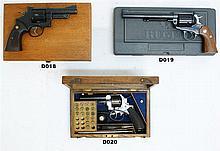 D18 - .44mag Smith & Wesson M29-2 Revolver