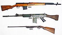 A1 -Deactivated Tokarev M1938 [SVT] Semi-Auto Rifle