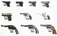 D54 - .38spl Smith & Wesson Mod 13-1 Revolver