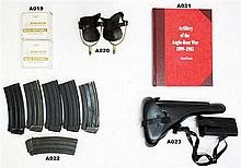 A23 - Artillery Luger Holster + Stock