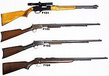 .22lr Winchester Mod.72 Bolt-Action Rifle - Auction Lot Number: F124