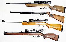 A14 - .177 BSA Airsporter Air Rifle