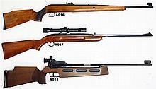 A17 - .177 BSA  Airsporter Mark 1 Air Rifle