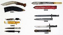 C4 - Bayonet for 1904 Mauser Vergueiro Rifle