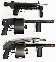 12ga Striker Combat Shotgun - Auction Lot Number: D130