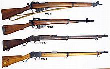 F21 - .303 Lee Enfield No.4 Mk 1* Service Rifle
