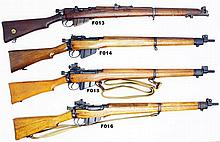 F14 - .303 Enfield No.4 Mk 2 Service Rifle