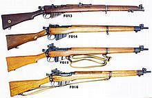 F15 - .303 Lee Enfield No.4 Mk 2 Service Target Rifle