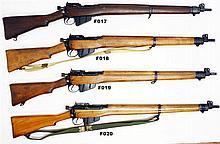 F19 - .303 Lee Enfield No.4 Mk 2 Service Rifle