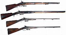 B16 - 67cal Beckwith Sporting Percussion Rifle
