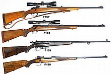 .30 Govt-03 Winchester Pre-64 Model 70 Rifle - Auction Lot Number: F158
