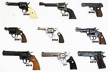 D69 - .357mag Colt Trooper Mk3 Revolver