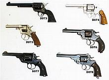 D73 - .45 Colt Single Action Army Revolver