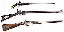B6 - Foster Patent Remington Percussion Rifle